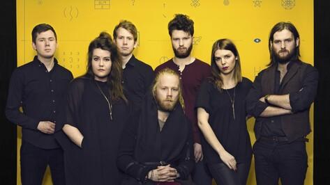 Программу опен-эйра в Белом колодце дополнила исландская группа Hjaltalín