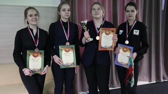 Бутурлиновская спортсменка выиграла районное первенство по бильярдному спорту