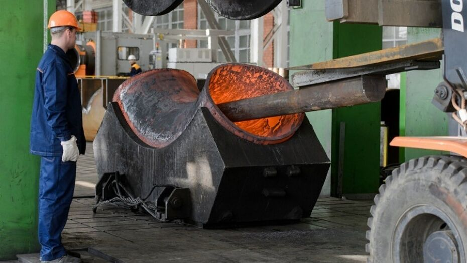 Завод под Воронежем запустит производство высокопрочных труб к концу 2016 года