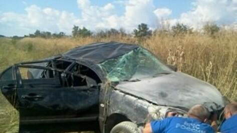 В Воронежской области четверо украинцев пострадали в ДТП