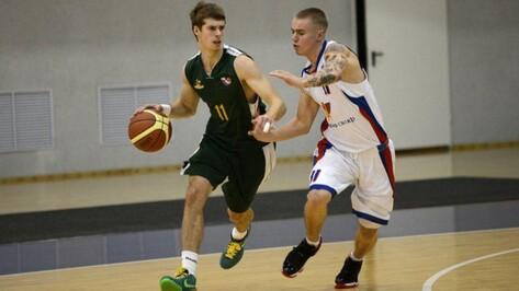 Воронежские баскетболисты снова переиграли «Тегас»