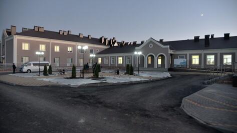 Строительство интерната для престарелых под Новохоперском ускорят