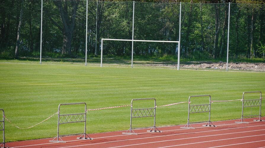 В Воронежской области реконструируют стадион «Калач-Арена»