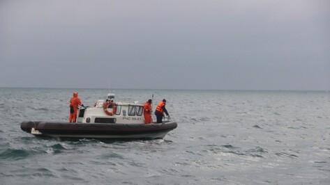 Спасатели завершили активную стадию поисковой операции на месте крушения Ту-154