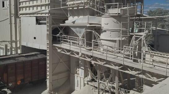 В Воронежской области комбинат стройматериалов уличили в загрязнении окружающей среды