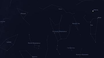 Воронежцы увидят первый звездопад года 4 января