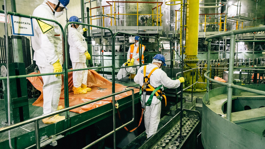Энергоблок №6 Нововоронежской АЭС включили после планово-предупредительного ремонта