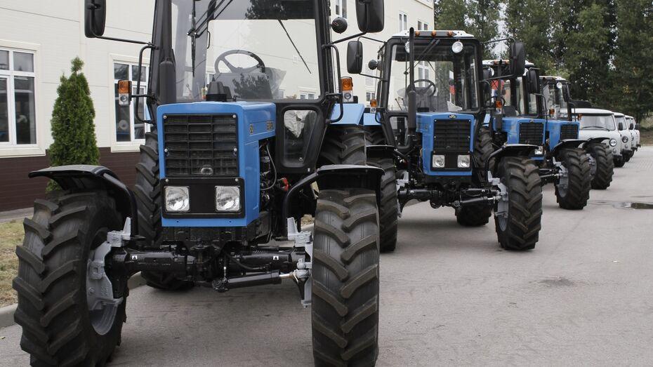 Власти направят 50 млн рублей на закупку техники для Воронежского лесопожарного центра