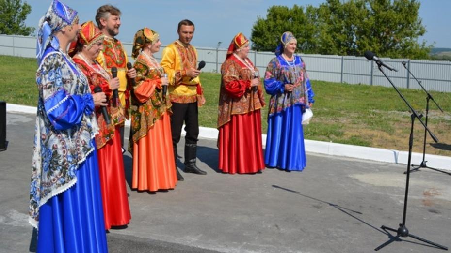 Нижнедевицкий ансамбль стал победителем межрегионального фестиваля «Задонские осенины»