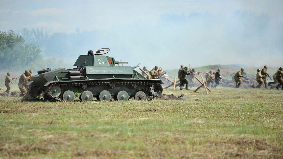 Жителей Воронежской области позвали на выставку военной техники