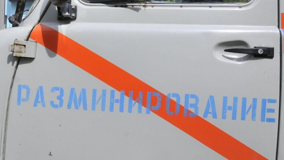 В Воронеже здание областной налоговой эвакуировали из-за подозрительной сумки