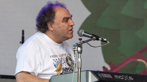 Музыкант Сергей Манукян в Воронеже: «Джаз – сплошная выдумка»