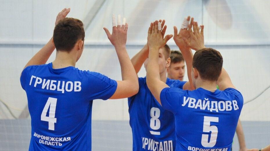 Воронежский «Кристалл» выиграл второй матч у «Динамо-МГТУ»