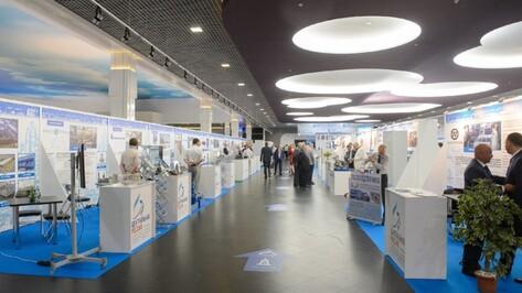 Полпред президента в ЦФО открыл в Воронеже выставку нефтегазового оборудования