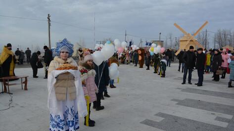 В Калаче открыли новый туристический объект