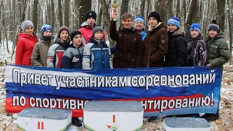 Острогожский школьник завоевал кубок Воронежа в соревнованиях по спортивному ориентированию