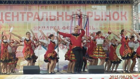 Бутурлиновские аграрии приняли участие в воронежской ярмарке
