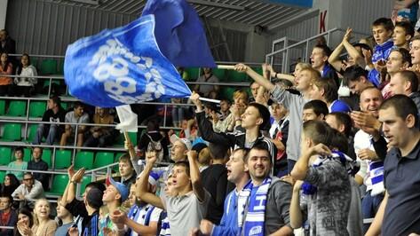 Воронежский «Буран» одержал первую победу в сезоне