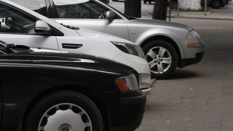 Парковка у ТЦ «Мир» в Воронеже сохранится после появления торговых рядов