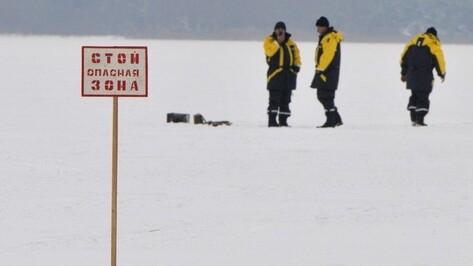Воронежские спасатели нашли промоины под всеми мостами на водохранилище