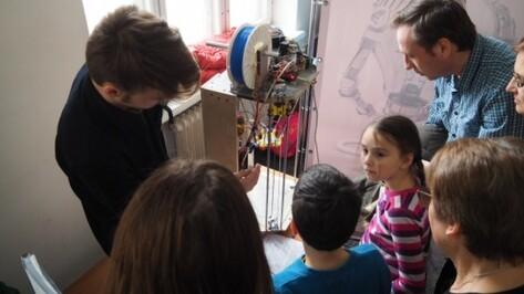 Субсидии на создание воронежского детского технопарка выросли до 57 млн рублей