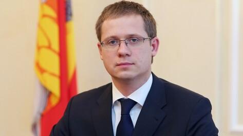 Главой управы Центрального района Воронежа стал Александр Попов
