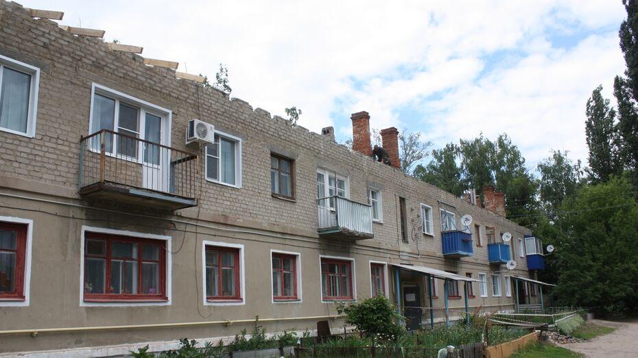 В Воронежской области многоквартирный дом затопило из-за исчезнувших строителей