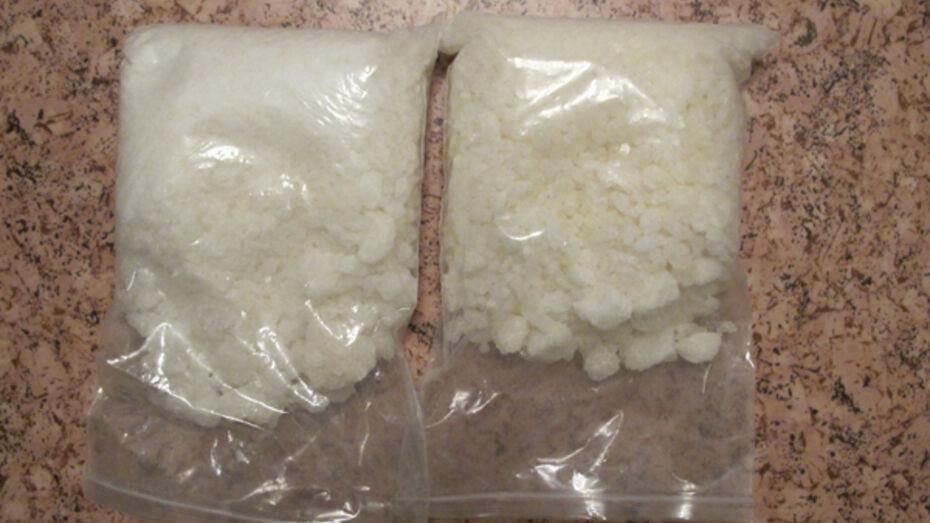 Воронежца поймали на покупке «соли» благодаря порванной при доставке посылке