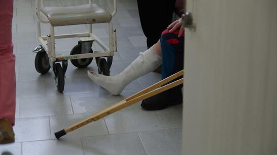 Жительница Воронежской области отсудила у мелькомбината компенсацию за перелом ноги
