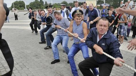 На День ВМФ в Воронеже пройдет праздник Нептуна и соревнования по гребле