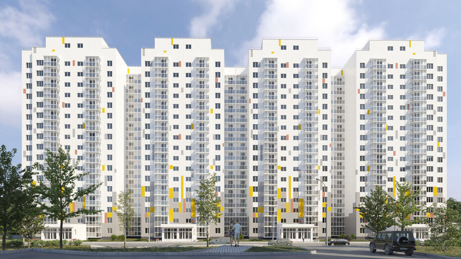 Стартовали продажи квартир в новом проекте СК «ВЫБОР» в Воронеже