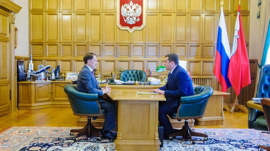 Губернатор Воронежской области поручил разработать проект по информатизации здравоохранения