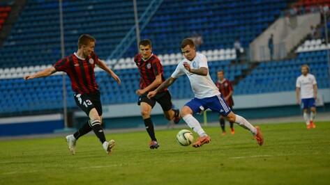 Воронежский «Факел» отправился в Липецк за день до матча