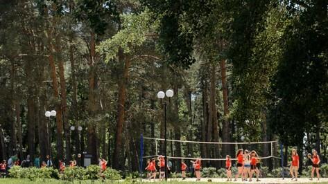 Центральный парк Анны открыли после реконструкции