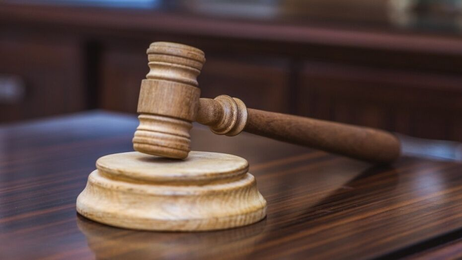 Житель Воронежской области попал под следствие за оскорбление судьи