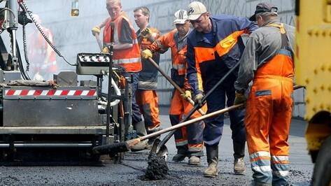 Мэрия Воронежа опубликовала график дорожного ремонта с 8 по 11 сентября