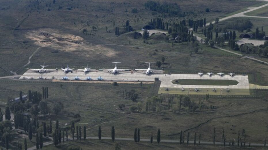 Работы по реконструкции аэродрома «Балтимор» начнутся в конце лета