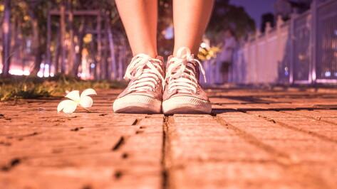 Иномарка сбила 13-летнюю девочку под Воронежем