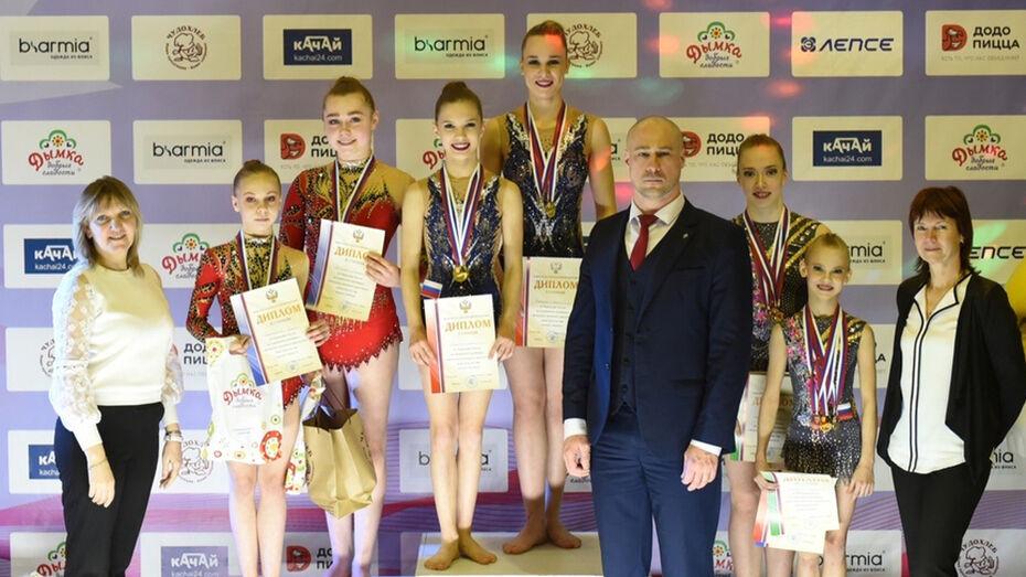 Воронежские акробаты представят Россию на первенстве мира