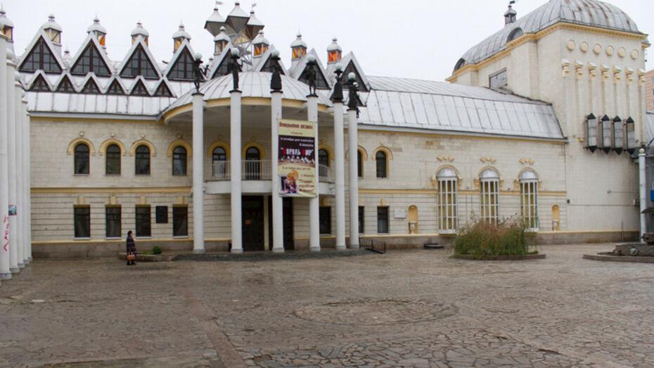 На разработку документации для ремонта театра кукол в Воронеже выделят до 4 млн рублей