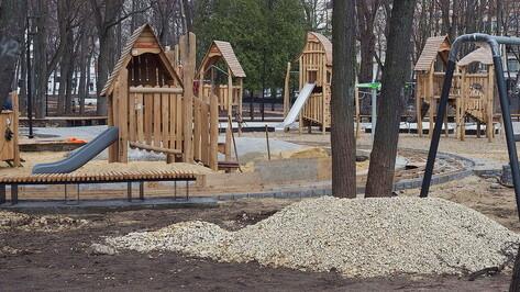 Срок исполнения контрактов по благоустройству парка «Орленок» установили на 15 октября