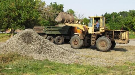 В репьевском селе отремонтируют дорогу