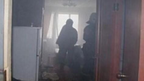 Пожарные спасли 62 жильцов воронежской многоэтажки