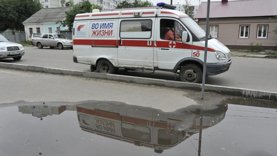 Под Воронежем Audi 100 насмерть сбил пенсионерку