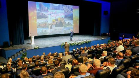 Воронежский ДСК получил несколько наград в конкурсе «Строительный Олимп»