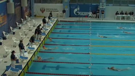 «Бронзу» Кубка России по плаванию завоевала студентка воронежского вуза