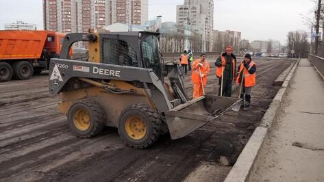 В Воронеже обустройство подъезда к развязке на 9 Января проведут в ночь на 19 сентября