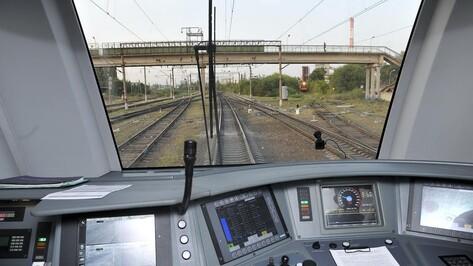 Изменится расписание 11 пар поездов из-за ремонта путепровода в Воронеже