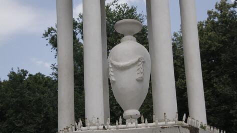 Обновление фонтана в воронежском парке «Орленок» потребует еще 6,4 млн рублей