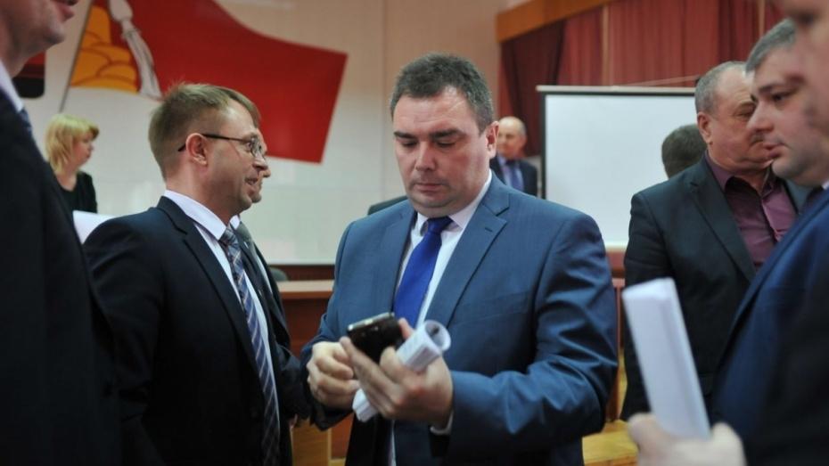 Мэром Борисоглебска стал Андрей Пищугин